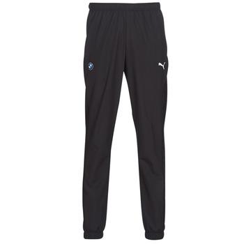 Îmbracaminte Bărbați Pantaloni de trening Puma BMW MMS WOVEN PANTS Negru