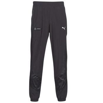 Îmbracaminte Bărbați Pantaloni de trening Puma MAPM STREET WOVEN PANTS MERCEDES Negru