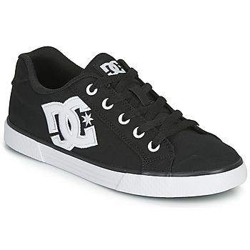 Pantofi Femei Pantofi de skate DC Shoes CHELSEA TX Negru / Alb