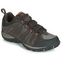 Pantofi Bărbați Multisport Columbia WOODBURN II WATERPROOF Maro