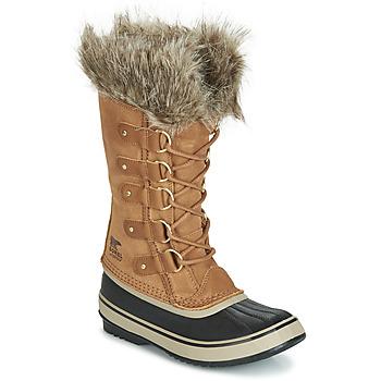 Pantofi Femei Cizme de zapadă Sorel JOAN OF ARCTIC Camel