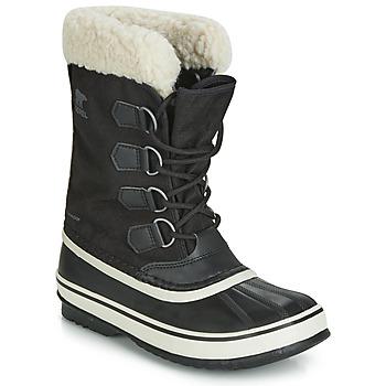 Pantofi Femei Cizme de zapadă Sorel WINTER CARNIVAL Negru