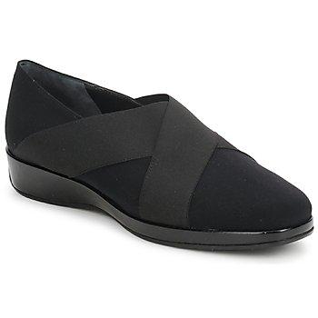 Pantofi Femei Mocasini Amalfi by Rangoni PRETTY Negru