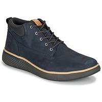 Pantofi Bărbați Pantofi sport stil gheata Timberland CROSS MARK PT CHUKKA Albastru