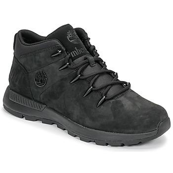 Pantofi Bărbați Ghete Timberland EURO SPRINT TREKKER Negru