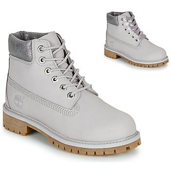 Pantofi Copii Ghete Timberland 6 IN PREMIUM WP BOOT Gri