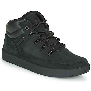 Pantofi Copii Pantofi sport stil gheata Timberland DAVIS SQUARE TDEUROSPRINT Negru