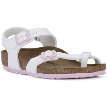 Pantofi Fete Sandale  Birkenstock NEW YORK Bianco