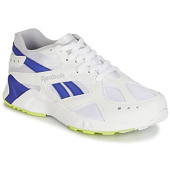 Încăltăminte Bărbați Pantofi sport Casual Reebok Classic AZTREK Alb / Albastru