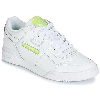 Pantofi Pantofi sport Casual Reebok Classic WORKOUT PLUS MU Alb