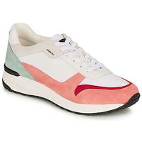 Pantofi Femei Sandale și Sandale cu talpă  joasă Geox AIRELL Alb