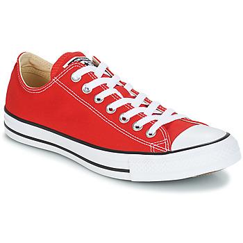 Încăltăminte Pantofi sport Casual Converse CHUCK TAYLOR ALL STAR CORE OX Roșu