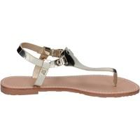 Pantofi Femei Sandale  Francescomilano BS349 Argint