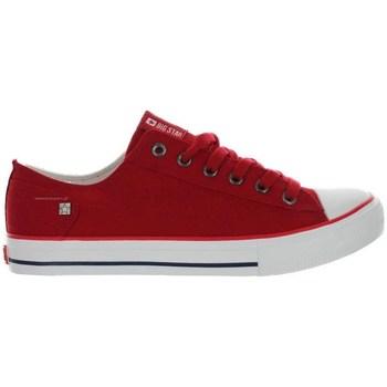 Pantofi Femei Pantofi sport Casual Big Star DD274339 Roșii