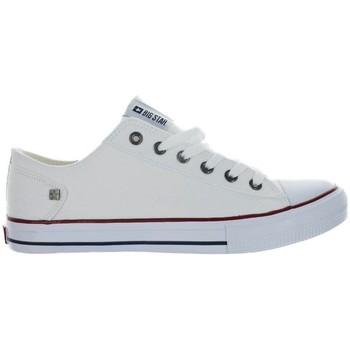 Pantofi Bărbați Pantofi sport Casual Big Star DD174271 Alb