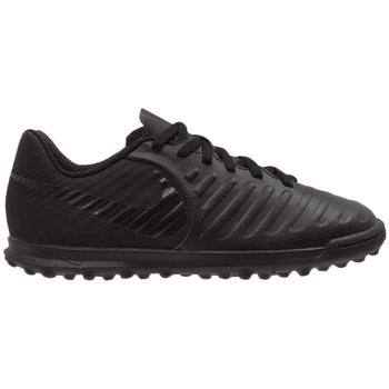 Pantofi Copii Fotbal Nike JR Legend 7 Club TF Negre