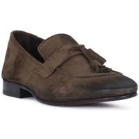Pantofi Bărbați Mocasini Pawelk's OLD CACAO Marrone