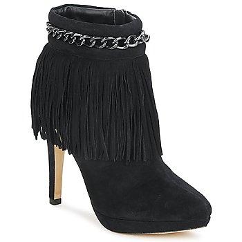 Pantofi Femei Botine Bourne SANDY Negru