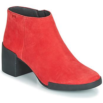 Pantofi Femei Botine Camper LOTTA Roșu