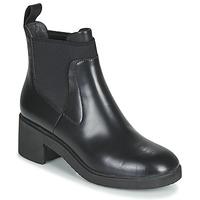 Pantofi Femei Ghete Camper WONDER CHELSEA Negru