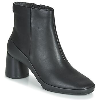 Pantofi Femei Botine Camper UP RIGHT Negru