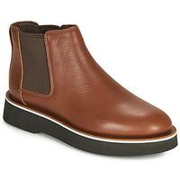 Pantofi Femei Ghete Camper TYRA chelsea Medium / Brown
