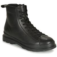 Pantofi Bărbați Ghete Camper BRUTUS Negru