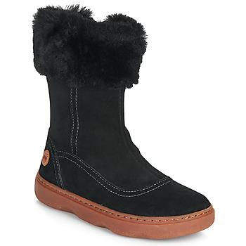 Pantofi Fete Cizme casual Camper KIDDO Negru