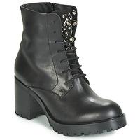 Pantofi Femei Botine Tosca Blu KATE Negru