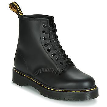 Pantofi Ghete Dr Martens 1460 BEX SMOOTH Negru