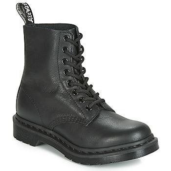 Pantofi Femei Ghete Dr Martens 1460 PASCAL MONO Negru