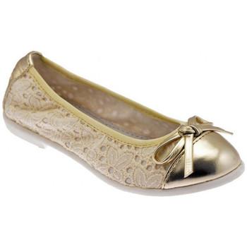 Pantofi Fete Balerin și Balerini cu curea Lelli Kelly  Bej