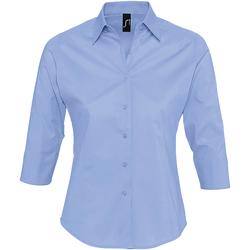 Îmbracaminte Femei Cămăși și Bluze Sols EFFECT ELEGANT Azul