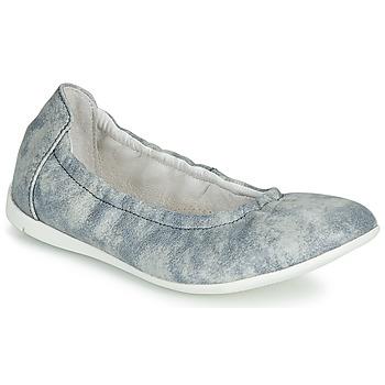 Pantofi Fete Balerin și Balerini cu curea Ramdam LIBRE Albastru
