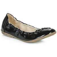 Pantofi Fete Balerin și Balerini cu curea Ramdam LISBONNE Negru