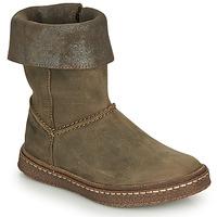 Pantofi Fete Cizme casual Ramdam CRACOVIE Kaki