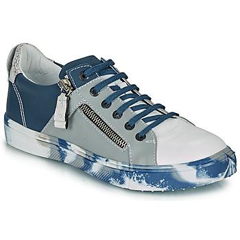 Pantofi Băieți Pantofi sport Casual Ikks BRANDON Albastru / Gri
