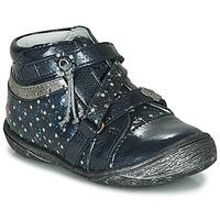 Pantofi Fete Ghete GBB NADETTE Bleumarin