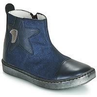 Pantofi Fete Ghete GBB LIAT Bleumarin
