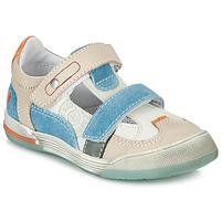 Pantofi Băieți Pantofi sport Casual GBB PRINCE Alb / Bej / Albastru