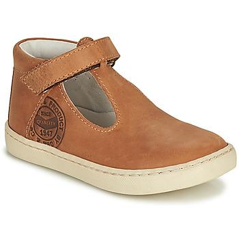Pantofi Băieți Sandale și Sandale cu talpă  joasă GBB PRESTON Maro