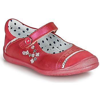 Pantofi Fete Balerin și Balerini cu curea Catimini PIPISTRELLE Roz
