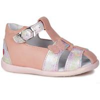 Pantofi Fete Sandale și Sandale cu talpă  joasă GBB GASTA roz