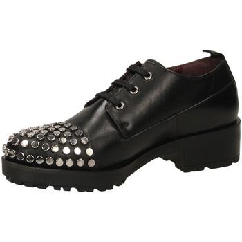 Pantofi Femei Pantofi Derby Apepazza BROOK nero-nero