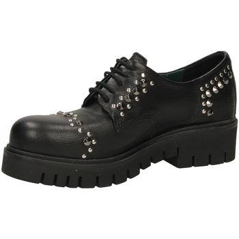 Pantofi Femei Pantofi Derby Fabbrica Dei Colli STEEL PELLE 00001-nero