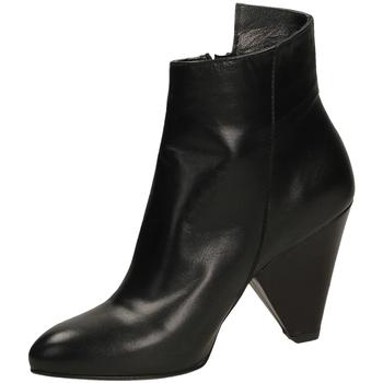 Pantofi Femei Botine Salvador Ribes NUVOLA nero-nero