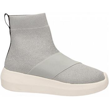 Pantofi Femei Pantofi sport stil gheata Fessura HI-TWINS KNIT silver-ice