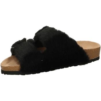 Pantofi Femei Papuci de vară Steve Madden SOUL black-nero