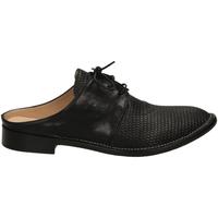 Pantofi Femei Saboti Laura Bellariva TROPIC nero-nero