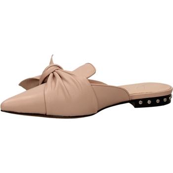 Pantofi Femei Saboti Lola Cruz  maqui-rosa